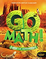 Go Math (Houghton Mifflin Harcourt Go Math! Spanish)