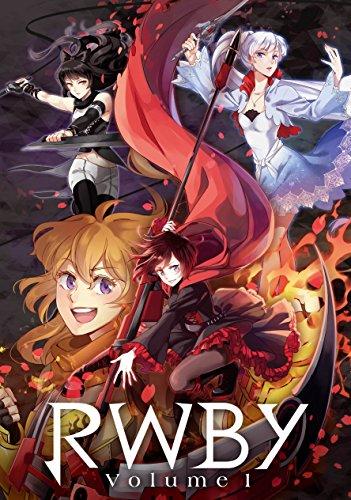 3Dアニメ「RWBY Volume1」