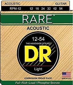 DR RARE アコースティックギター弦 DR-RPM12