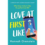 Love at First Like: A wise and witty rom-com of love in the digital age