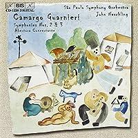 Symphonies Nos. 2 And 3; Abert by CAMARGO GUARNIERI (2002-05-21)