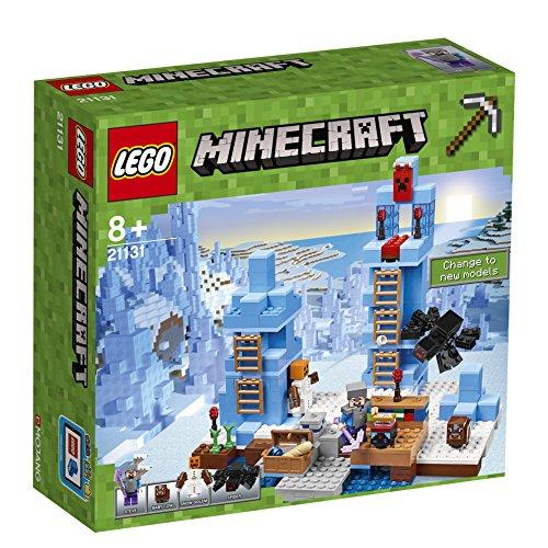 レゴ(LEGO) マインクラフト 氷柱 21131