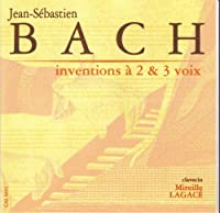 Bach;Two & Three Part Inventio