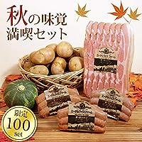 北海道千歳市ファームウメムラのじゃがいも インカのめざめ1.5kg 坊ちゃんかぼちゃ ベーコン ソーセージ 秋の味覚セット 野菜