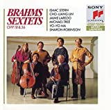 Brahms: String Sextets, Opp. 18 & 36 / Theme and Variations for Piano (2006-07-29)