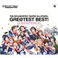 THE IDOLM@STER 765PRO ALLSTARS+GRE@TEST BEST! -LOVE&PEACE! -