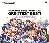 THE IDOLM@STER 765PRO ALLSTARS+GRE@TEST BEST! -LOVE&PEACE! -/V.A.