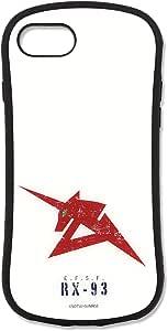 バンダイ 機動戦士ガンダム 逆襲のシャア iPhone8/7/6s/6(4.7インチ)対応ハイブリッドガラスケース RX-93 νガンダム GD-102A