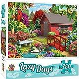 MasterPieces Lazy Days - Over The Bridge 750pc Puzzle