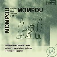 Mompou Plays Mompou/Preludes:V