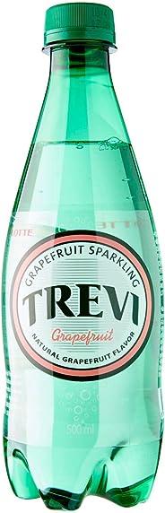 Lotte Trevi Sparkling Water Grapefruit Natural 500ml