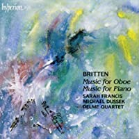Britten;Phantasy Qrt.Op.2