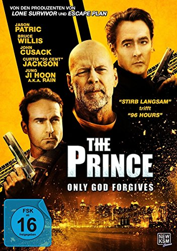 The Prince - Only God Forgives [Import allemand]