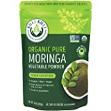 Kuli Kuli, Pure Organic Moringa Vegetable Powder, 7.4 oz. Pouch, Nutritionally Rich Leafy Green Superfood, Great in Smoothies