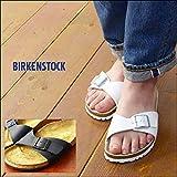 ビルケンシュトック マドリッド BIRKENSTOCK [ビルケンシュトック] MADRID narrow [GC040733/040793] マドリード ・ビルコフロー「WHITE/白・BLACK/黒」ナロータイプ:幅狭