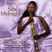 Smooth Jazz : Sax at Midnight