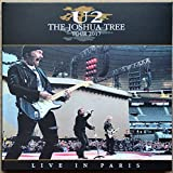 U2 LIVE IN PARIS 2017 The Joshua Tree Tour limited edition 2CD set in cardbox/