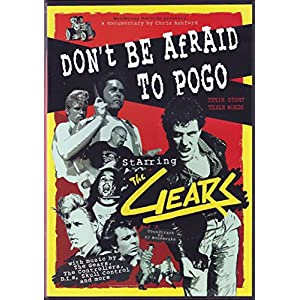 Don't Be Afraid to Pogo [DVD] [Import]