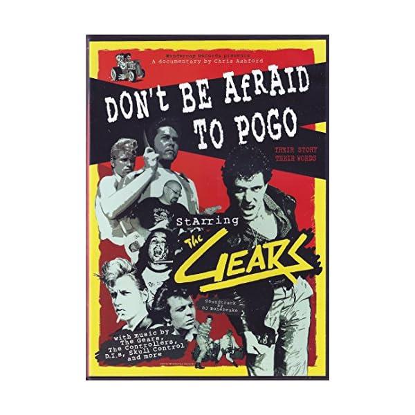 Dont Be Afraid to Pogo [...の商品画像