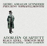Schneider: Chamber Music (2011-01-25)