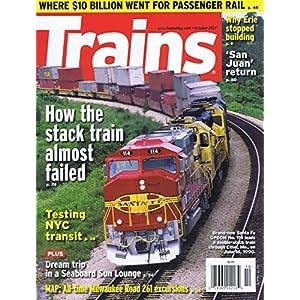 Trains [US] October 2017 (単号)