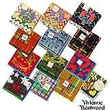 ヴィヴィアンウエストウッド Vivienne Westwood タオル ハンカチ アソート 3枚セット