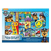 Nickelodeon PAW Patrol Deluxe Read and Play Gift Set ニコロデオンPAWパトロールデラックス英語本ギフトセット [並行輸入品]