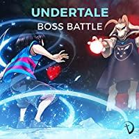 Undertale Boss Battle