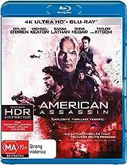 American Assassin eSR (4K Ultra HD + Blu-ray)