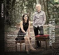 Klaviermusik Zu Vier Haen by F. SCHUBERT