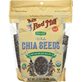 (NOT A CASE) Organic Whole Chia Seeds