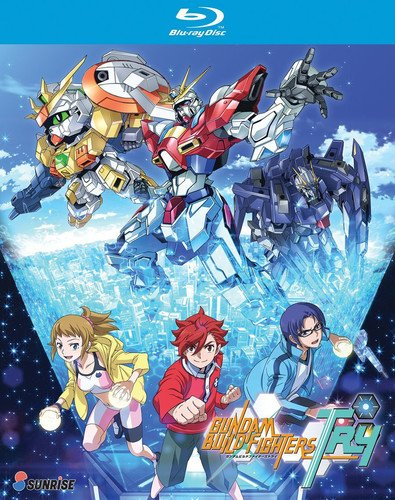 Gundam Build Fighters: Try - Complete Collection [Blu-ray] [Import]
