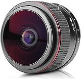 Voking VK 6.5mm f / 2.0富士フイルムXマウント用ミラーレスAPS-Cカメラ用超広角魚眼レンズ