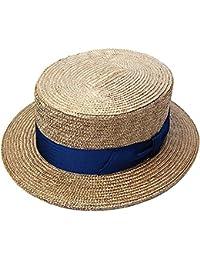 TESI (テシ) ストローブレードカンカン帽