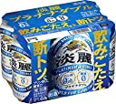 キリン 淡麗プラチナダブル 6缶パック 350ml×6本