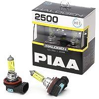 PIAA ヘッドライト・フォグランプ用 ハロゲン 2500K イエローバルブ 12V 55W H11 車検対応 2個入…