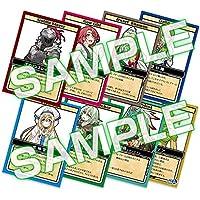 ゴブリンスレイヤー メロンブックス特典 キャラクターカード 全8種+α