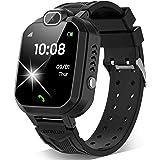 Kids Smart Watch for Boys Girls - Kids Smartwatch Phone with Calls 7 Games Music Player Camera Alarm Clock Calculator SOS Cal
