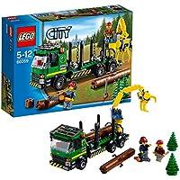 レゴ (LEGO) シティ ログトラック 60059