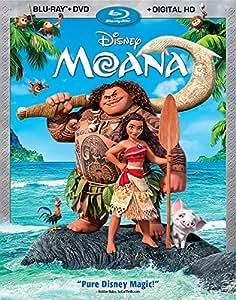 Moana [Blu-ray]