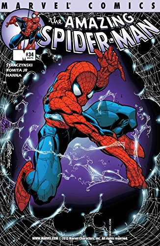 Download Amazing Spider-Man (1999-2013) #34 (English Edition) B00ZNR4HJK