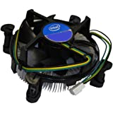 Intel E97379-001 Core I3/I5/I7 Socket 1150/1155/1156 4-Pin Connector Cpu Cooler With Aluminum Heatsink And 3.5-Inch Fan For D