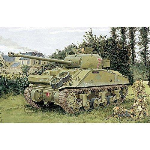 ドラゴン 1/35 WW.II イギリス軍 シャーマン ファイアフライ Vc
