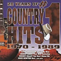 20 Years of #1 Country Hits 1970-1989