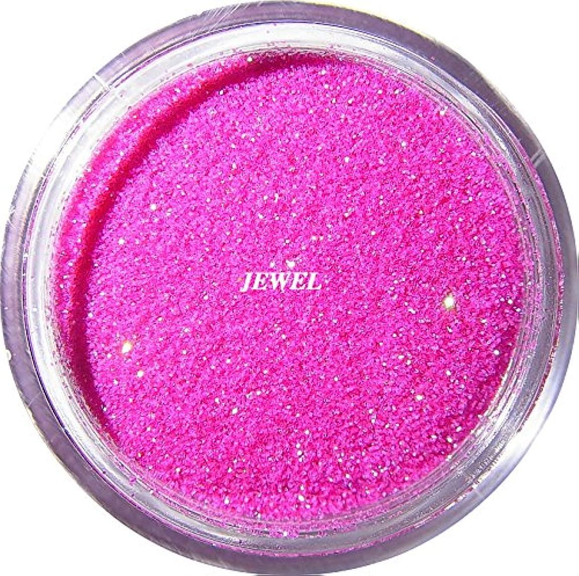 怒って霧深い大【jewel】 超微粒子ラメパウダーたっぷり2g入り 12色から選択可能 レジン&ネイル用 (ローズピンク)