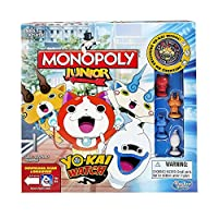 Hasbro B6494 Monopoly Junior: Yo-kai Watch Edition [並行輸入品]