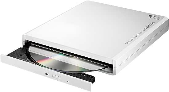 I-O DATA スマホ タブレット DVD視聴/CD取込 Wi-Fiモデル iOS/Android/ 「DVDミレル」 土日サポート/DVRP-W8AI
