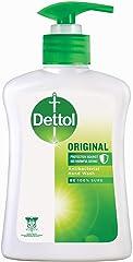Dettol Anti-Bacterial Hand Wash, Original, 250ml
