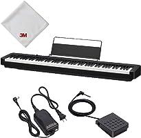 【Amazon.co.jp 限定】CASIO(カシオ) 88鍵盤 電子ピアノ CDP CDP-S100AZ