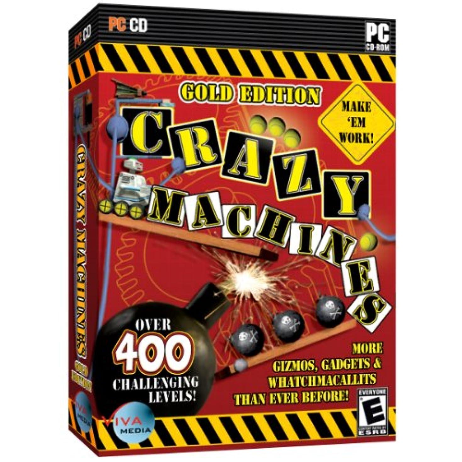 ボットワイドミリメーターCrazy Machines Gold (輸入版)